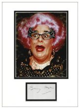 Barry Humphries Autograph - Dame Edna Everage